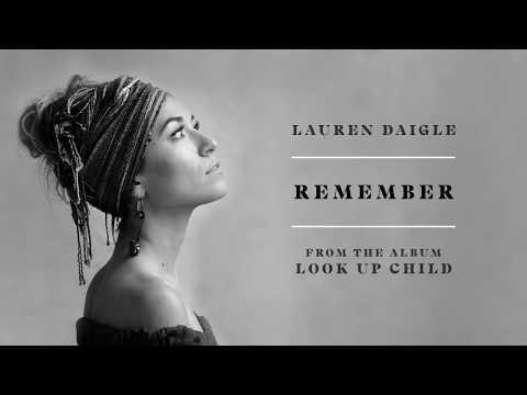 Lauren Daigle Remember Audio