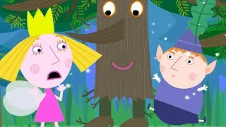 Ben and Holly's Little Kingdom Full Episodes 🔴 Daisy and Poppy Go Bananas   HD Cartoons for Kids