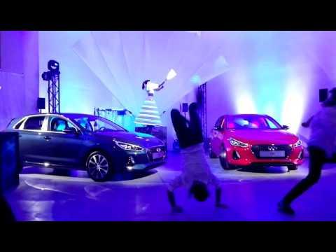 Hyundai surpreende jornalistas na apresentação do novo i30