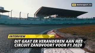 Dit Gaat Er Veranderen Aan Circuit Zandvoort Voor F1 2020