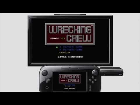 Wrecking Crew Wii U