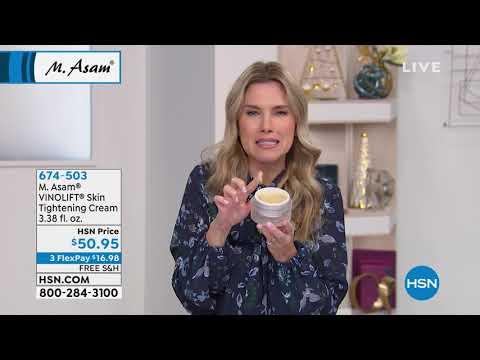 M. Asam VINOLIFT Skin Tightening Cream 3.38 fl. oz.