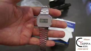 New Casio Collection A168WEM-7EF