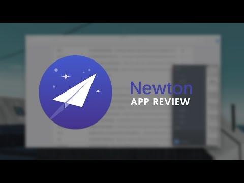App Review: Newton