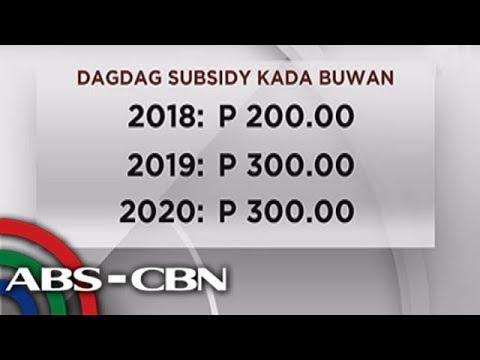 'Ano'ng mararating ng P200?'