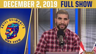 Israel Adesanya, Tony Ferguson   Ariel Helwani's MMA Show (December 2, 2019)   ESPN MMA