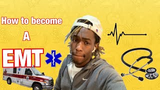 How to Become A Emt!! °{2020}° (NewyorkNYC) Or Any State!! Emt School is it Worth it $$$$?????????