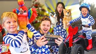 THE BEST SURPRISE!! 😮 Daily Bumps Christmas Morning Special 2018!!