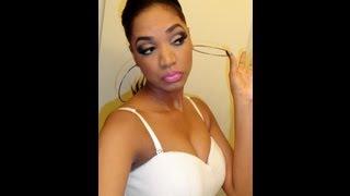 "MAKEUP TUTORIAL | CASSIE   Nicki Minaj Ft. Cassie ""The Boys"""