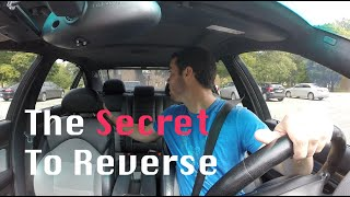 How To Drive A Manual In Reverse