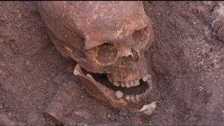 کشف بقایای جسد شاه انگلستان در پارکینگ عمومی شهر