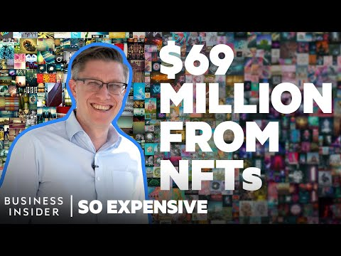 Beeple Explains The Insanity Of NFTs   So Expensive