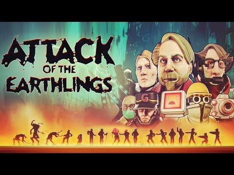 Attack of the Earthlings is Landing February thumbnail