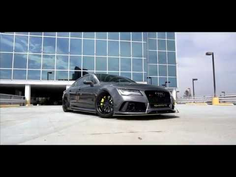 SICK Audi RS7 - Rohana Wheels