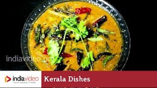 Seasonings in Kerala dishes