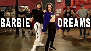 "Nicki Minaj - ""BARBIE DREAMS"" Dance   Matt Steffanina ft Kaycee, Bailey & Charlize"