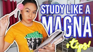 How I Study + Tips I Learned Throughout School! (Philippines)