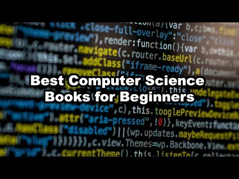 Learn: 8 Best Computer Science Books for Beginners – Fupping