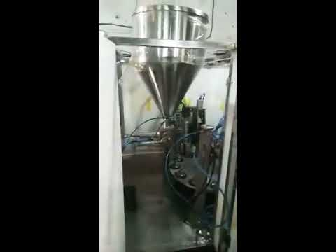 Fully Automatic Rotary Tube Filling Machine