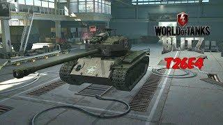 T26E4 - World of Tanks Blitz