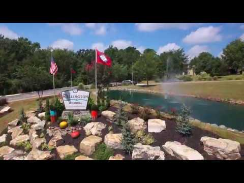 Enjoy Resort-Style Amenities - Wellington at Chenal - Little Rock, AR
