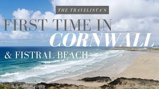 My First Time in Cornwall + Fistral Beach Hotel and Spa Review | The Travelista