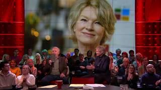 André Van Duin Leest Voor Uit Het Boek Van Martine Bijl