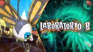 Beautifly  - (Pokémon) - POKÉMON ULTRASOL & ULTRALUNA LABORATORIO B: ¡ESTE BEAUTIFLY SI QUE NO ME LO ESPERABA!