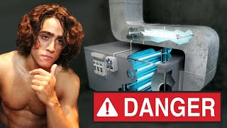 Gyms are DANGEROUS!? Time to quit Bodybuilding?