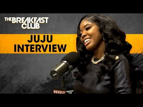 JuJu Talks Breakup With Cam'ron, Growing Apart, Rules, Thoughts On Mase + More