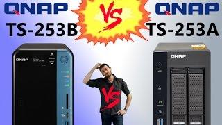 Qnap Desktop NAS TS-253B-8G 2-Bay, RAID 0/1 (8GB RAM)