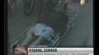 Korban Tewas Akibat Gempa Pariaman Sudah 21 Orang