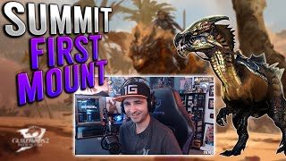 Summit Gets His FIRST GUILD WARS 2 MOUNT! GW2 Path Of Fire Mounts! Summit GW2 Highlights!