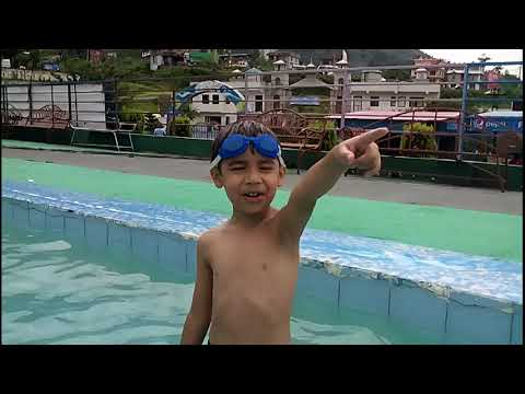 Kid Playtime at the Pool! Summer Vacation at Fun Valley! with Sams Review!!