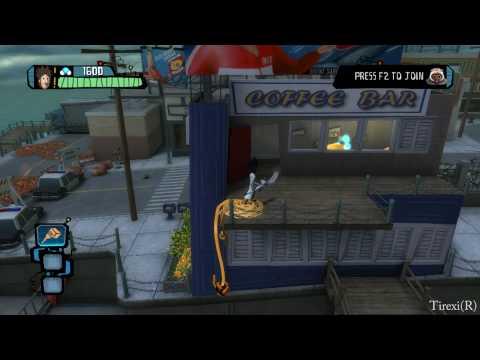 Видео № 0 из игры Облачно, Возможны Осадки в Виде Фрикаделек [PSP]