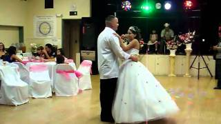 Vanessa's Father Daughter dance