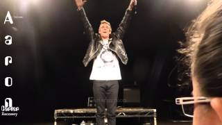 Aaron Carter - Recovery LIVE London (mix)
