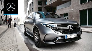 YouTube Video nTyPf8QAoUs for Product Mercedes-Benz EQC Electric Crossover (N293) by Company Mercedes-Benz in Industry Cars