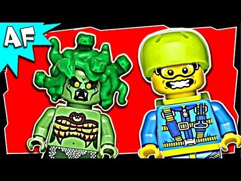 Vidéo LEGO Minifigures 71001 : Série 10