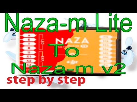 dji-naza-m-lite--to-naza-m2-not-rushed-step-by-step