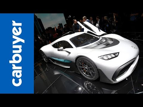 F1-engined Mercedes-AMG Project One concept revealed at last – Frankfurt Motor Show - Carbuyer