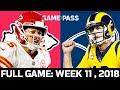 Kansas City Chiefs vs Los Angeles Rams