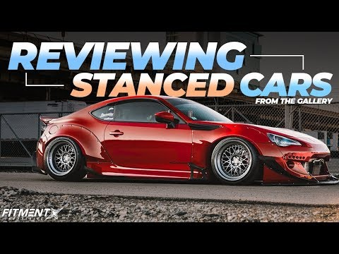 Reviewing Stanced Cars | From The Gallery EP.14