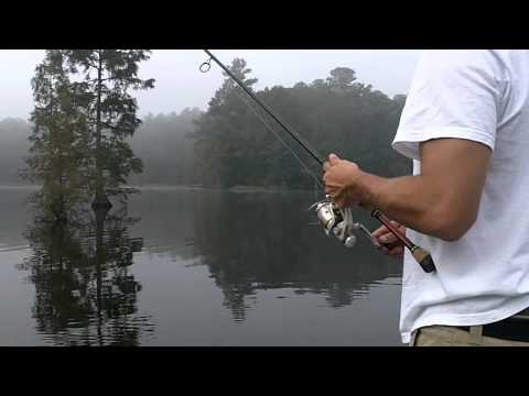 TRAP POND TOURNAMENT AND BASS TIPS BY THE BASS COLLEGE