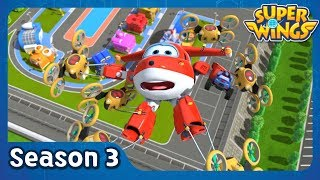 Send in the Drones   super wings season 3   EP37