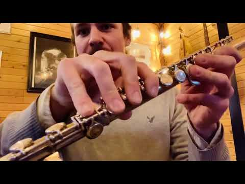 Here is a simple flute lesson teaching how to play the C Major Scale