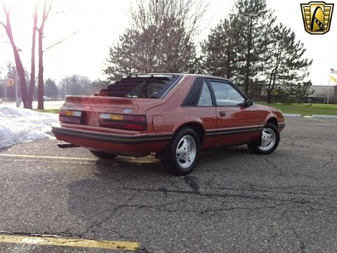 1984 Ford Mustang for Sale - CC-952495