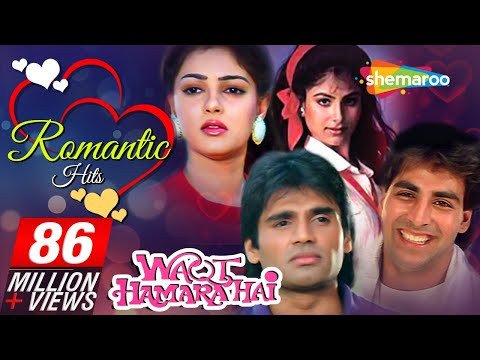 Waqt Hamara Hai [1993] Akshay Kumar | Suniel Shetty | Mamta Kulkarni | Ayesha Jhulka - Hindi Movie