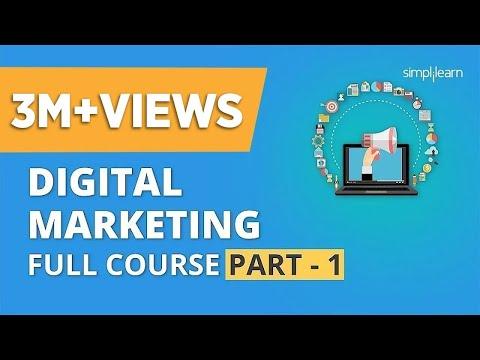 Digital Marketing Course Part - 1 | Digital Marketing Tutorial For ...