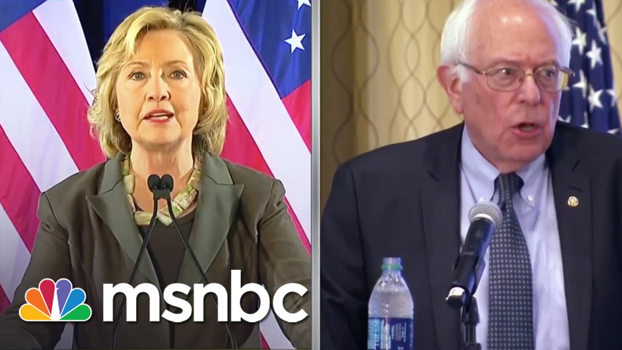 Democratic Primary Increasingly Interesting | Rachel Maddow | MSNBC thumbnail